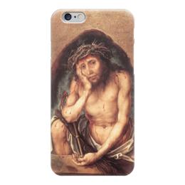 "Чехол для iPhone 6 ""Се, человек (Ecce Homo)"" - картина, дюрер"
