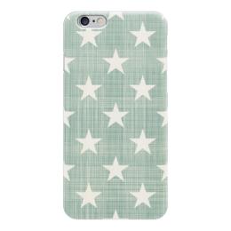 "Чехол для iPhone 6 ""Звезды"" - stars, винтаж, звёзды, минимализм"