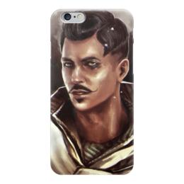 "Чехол для iPhone 6 ""Дориан Павус"" - арт, dragon age, маг, dorian pavus"