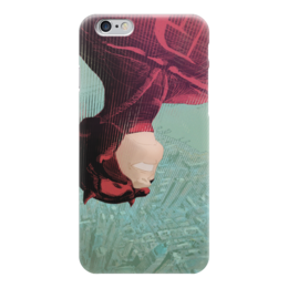 "Чехол для iPhone 6 ""Сорвиголова (Daredevil)"" - комиксы, марвел, дардевил, сорвиголова"