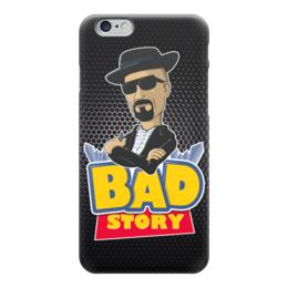 "Чехол для iPhone 6 ""Breaking Bad x Toy Story"" - во все тяжкие, breaking bad, история игрушек, toy story"