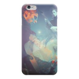 """Чехол для iPhone 6 глянцевый """"Bellamy"""" - рок, muse, мьюз, для мьюзеров, ябкупил"""