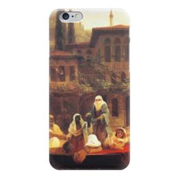 """Чехол для iPhone 6 """"Восточная сцена"""" - картина, айвазовский"""