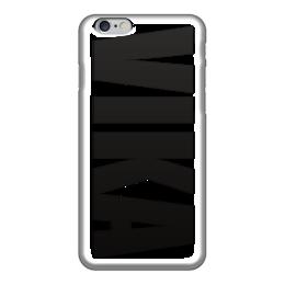 """Чехол для iPhone 6 """"с именем Вика"""" - чехол с именем, чехол с именем вика, вика"""