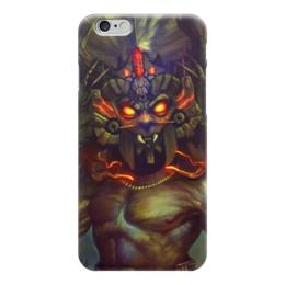 "Чехол для iPhone 6 "" Колдун (Diablo 3)"" - diablo 3, witch doctor"