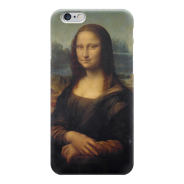 "Чехол для iPhone 6 ""Мона Лиза"" - мона лиза"