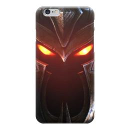 """Чехол для iPhone 6 """"Повелитель"""" - overlord"""