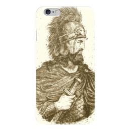 "Чехол для iPhone 6 ""Вардан Мамиконян"" - армения, ереван, арцах, армяне, вардан мамиконян"
