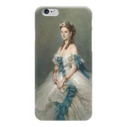 """Чехол для iPhone 6 """"Александра, принцесса Уэльская"""" - картина, винтерхальтер"""