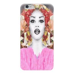 """Чехол для iPhone 6 """"Наоми"""" - белый, черный, розовый, коричневый"""