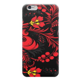 "Чехол для iPhone 6 ""Пёстро-Модный"" - узор, узоры, модный, пёстрый, пёстрый узор"
