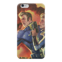 """Чехол для iPhone 6 """"Fallout"""" - fallout, фаллаут"""