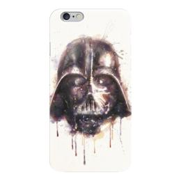"""Чехол для iPhone 6 глянцевый """"дарт вейдер"""" - звездные войны, дарт, дарт вейдер, star wars, darth vader"""