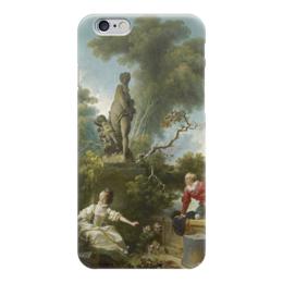"Чехол для iPhone 6 ""Встреча"" - картина, фрагонар"