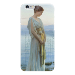 "Чехол для iPhone 6 ""Вечер у озера (Evening by the Lake)"" - картина, нонненбрух"
