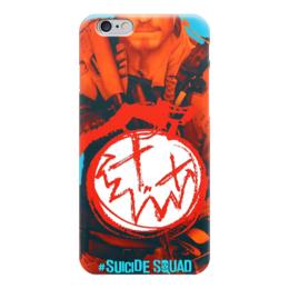 """Чехол для iPhone 6 """"Рик Флэг"""" - комиксы, dc comics, отряд самоубийц, suicide squad, rick flag"""