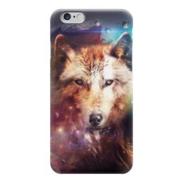 "Чехол для iPhone 6 ""Волк. "" - волчонок"
