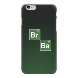 """Чехол для iPhone 6 глянцевый """"во все тяжкие"""" - во все тяжкие, сериалы, фильмы, breaking bad"""