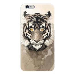 "Чехол для iPhone 6 ""Тигр "" - арт, tiger, тигр"