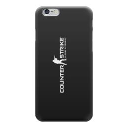 "Чехол для iPhone 6 ""COUNTER-STRIKE "" - counter-strike, контрудар"