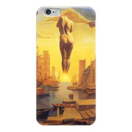 """Чехол для iPhone 6 """"Сальвадор Дали"""" - арт, сальвадор дали, картины, сюрреализм, salvador dali"""