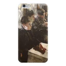 "Чехол для iPhone 6 ""Omnibus"" - картина, цорн"