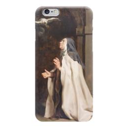 """Чехол для iPhone 6 """"Явление святого Духа Терезе Авильской"""" - картина, рубенс"""