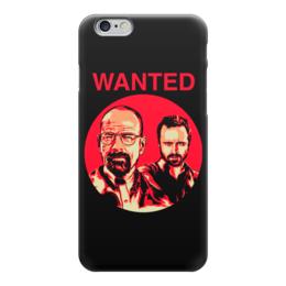 "Чехол для iPhone 6 ""Во все тяжкие (Breaking Bad)"" - во все тяжкие, wanted, breaking bad, джесси пинкман"