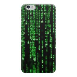"""Чехол для iPhone 6 """"Матрица"""" - матрица"""