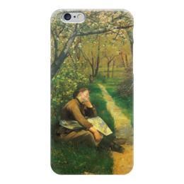 """Чехол для iPhone 6 """"Весна (картина Башкирцевой)"""" - картина, башкирцева"""