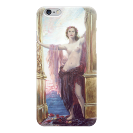 "Чехол для iPhone 6 ""Ворота Рассвета"" - картина, дрейпер"