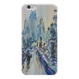 "Чехол для iPhone 6 ""Карлов мост"" - весна, девушке, путешествия, прага, карлов мост"