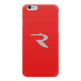 "Чехол для iPhone 6 ""ROSSIYA"" - россия, rossiya airlines, авиакомпания россия, россия это я, rossiya"
