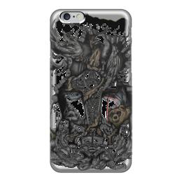 """Чехол для iPhone 6 """"Мудрость Одина"""" - один, история, викинги, путь воина, скандинавы"""