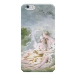 """Чехол для iPhone 6 """"Юпитер и Каллисто"""" - картина, фрагонар"""
