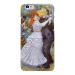 "Чехол для iPhone 6 глянцевый ""Ренуар"" - рисунок, арт, любовь, стиль"