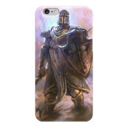 "Чехол для iPhone 6 ""Крестоносец"" - blizzard, диабло, близзард, diablo iii, crusader"
