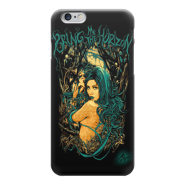 "Чехол для iPhone 6 ""Bring me the horizon"" - девушка, рок, rock, bring me the horizon, бринг ми зе горизонт"