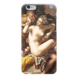 "Чехол для iPhone 6 ""Сусанна и старцы"" - картина, аллори"