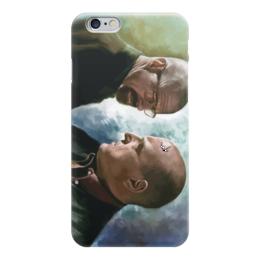 "Чехол для iPhone 6 глянцевый ""хайзенберг"" - breaking bad, во все тяжкие, мистер хайзенберг, сериалы, фильмы"