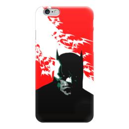 """Чехол для iPhone 6 """"Batman"""" - comics, комиксы, batman, dc, бетмэн"""