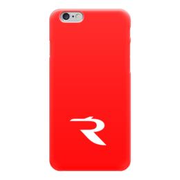 """Чехол для iPhone 6 """"ROSSIYA AIRLINES"""" - россия, rossiya airlines, авиакомпания россия, россия это я, rossiya"""