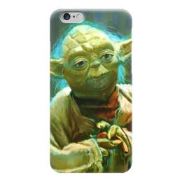 "Чехол для iPhone 6 ""Йода (Yoda)"" - star wars, звездные войны, стар варс, мастер йода"