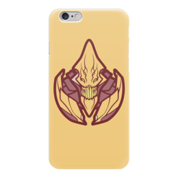 "Чехол для iPhone 6 ""Sand King (Dota 2)"" - дота 2, дотка, дотан"