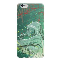 """Чехол для iPhone 6 глянцевый """"Yolandi Visser (Die Antwoord)"""" - yolandi visser, die antwoord, йоланди фиссер, zef"""