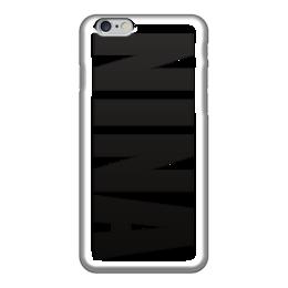 """Чехол для iPhone 6 """"с именем Нина"""" - чехол с именем, чехол с именем нина, нина"""