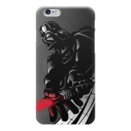 """Чехол для iPhone 6 глянцевый """"звёздные войны"""" - star wars, звёздные войны, фильмы, дарт вэйдер, фантастика"""