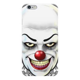 "Чехол для iPhone 6 ""Пеннивайз (Pennywise) "" - king, it, клоун, оно, стивен кинг"