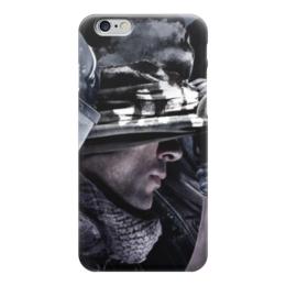 "Чехол для iPhone 6 ""Call of Duty"" - call of duty"