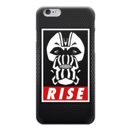 "Чехол для iPhone 6 ""Бэйн (Bane)"" - бэтмен, rise, dc, бэйн, bane"
